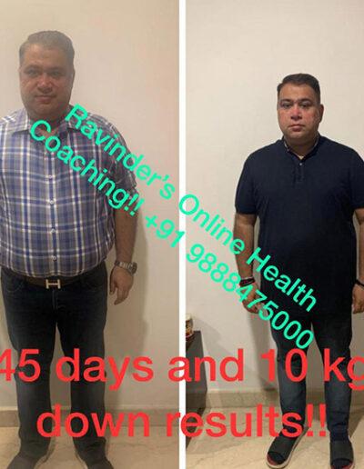 Mr. Sanjay Kohli from Delhi